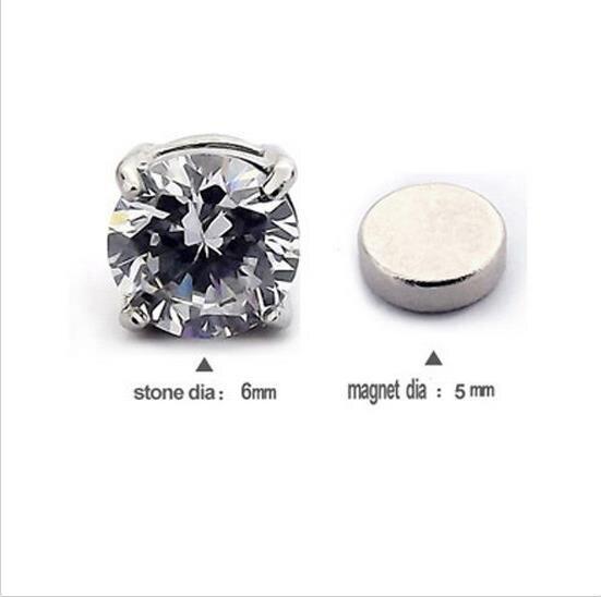 oorbellen diamant mannen