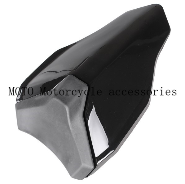 Motorcycle Rear Seat Cover Cowl Fairing for Ducati 1098 2007 2008 2009 2010 2011 ABS Plastic Rear Pillion Seat Cowl Cover black for hyundai new santa fe 7 seat model 2007 2008 2009 2010 2011 2012 rear trunk security shield cargo cover