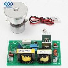 Части ультразвукового очистителя 100 Вт 28 кГц ультразвуковой чистящий преобразователь очиститель+ плата драйвера питания 220В переменного тока
