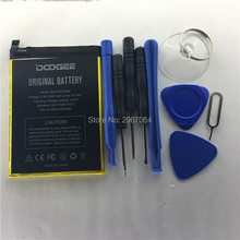 Mobile phone battery DOOGEE F7 pro BAT16474000 battery 4000mAh High capacit Original battery Long standby time +Disassemble tool