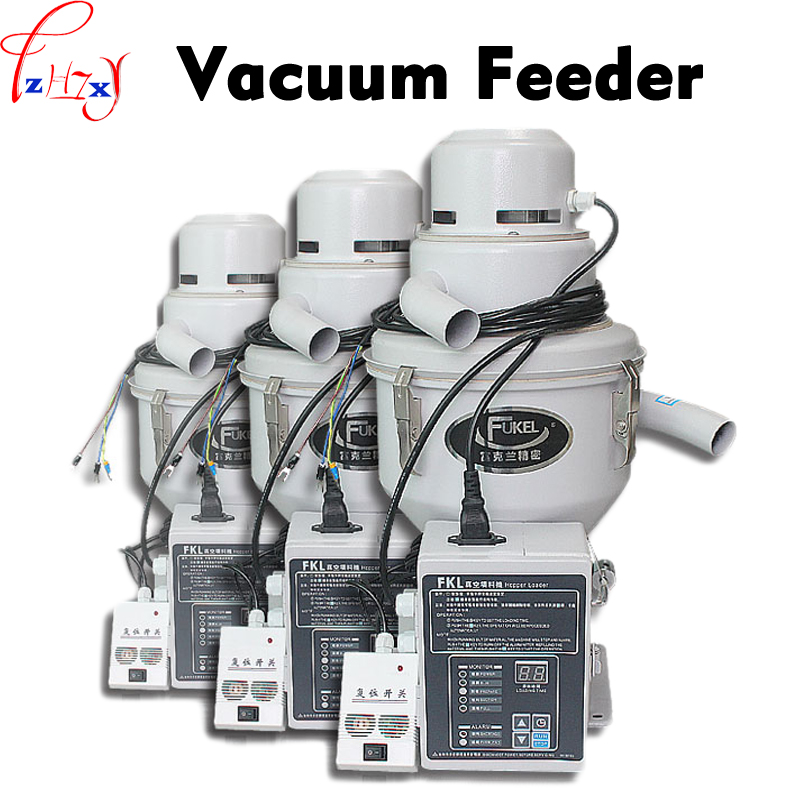1PC FKL 300 Vacuum Feeder Suction Machine Automatic Feeding Granulated rapeseed conveying material Machine 110/220V