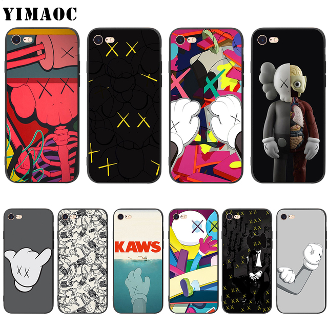 Download Kaws Wallpaper Iphone Xs Max Cikimm Com