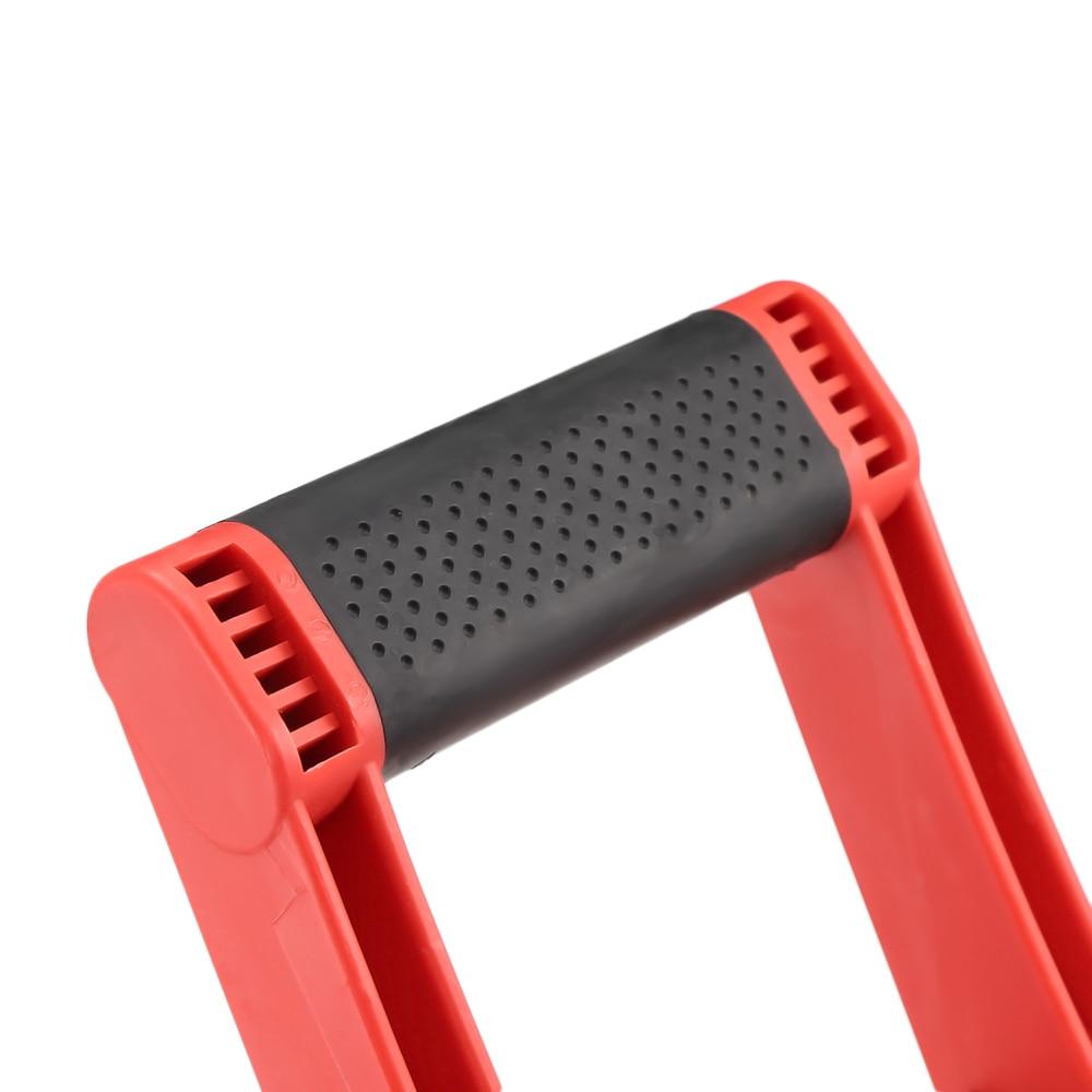 SHGO HOT-80kg инструмент загрузки панель Перевозчик захват ручка нести гипсокартон фанеры лист ABS для переноски стеклянной плиты гипсокартон и