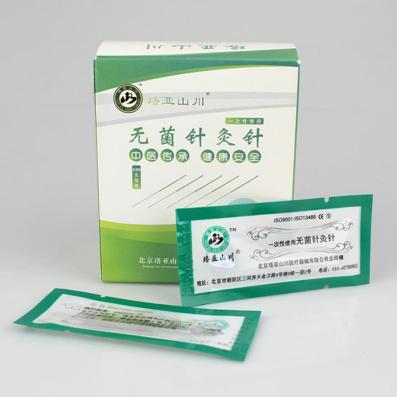 1000 Stücke 0,16*7mm Akupunkturnadel Einweg Sterile Nadel Für Einzelnutzung Gesicht Nadel Schönheit Massage Profitieren Sie Klein