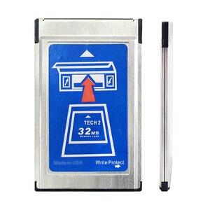 Image 3 - 品質 a G M ハイテク 2 saab Tech2 6 ソフトウェアと 32 メガバイトカードオペル/いすゞ/ホールデン/スズキメモリカード車診断ツール