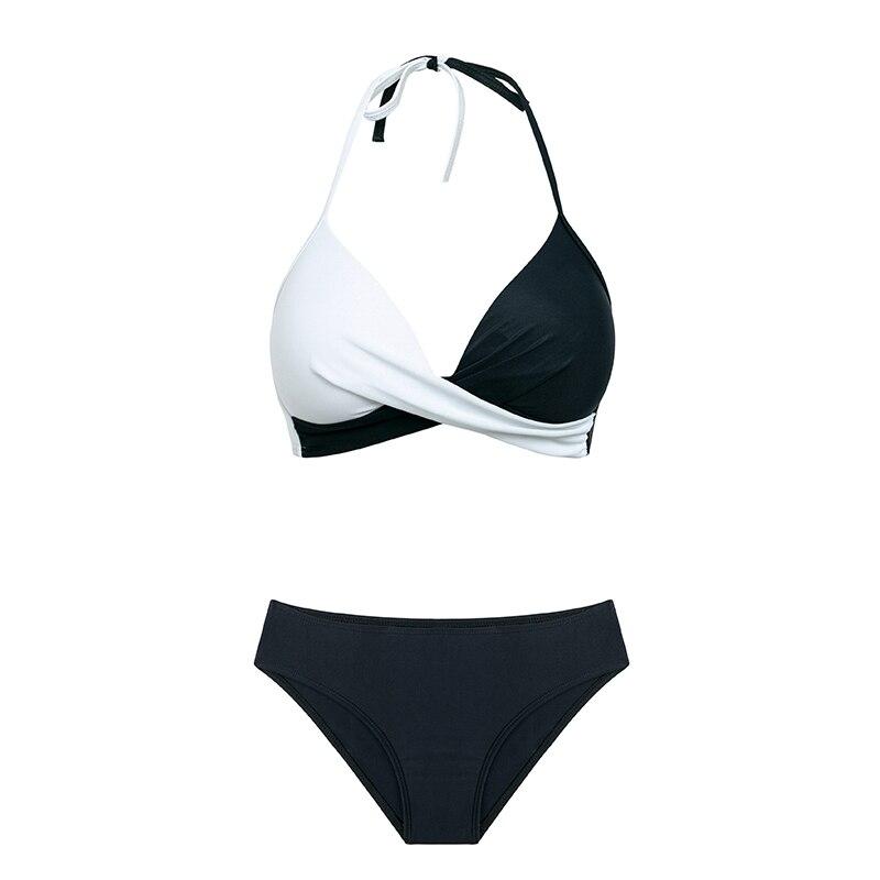 Swimwear Push Up Sexy Swimsuit Women Plus Size bathers Beachwear Brazilian Bikinis 2019 Mujer Micro Bikini Set Bathing Suit XXXL