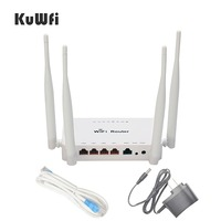 300mbps Wireless Wifi Router Openwrt Router English Firmware Router To Produce Wifi Strong Signal With USB Port 4*5 dbi Antenna