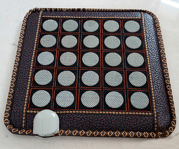 Wholesale&High Quality Natural Jade Pads Jade Cushion Electric Heated Cushion Physical Therapy Mats