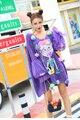 Мелинда Стиль 2016 новая мода женщин свитер коробка шаблон сетки оборками украшенные трикотажные топ бесплатная доставка