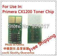 Toner Chip For Primera CX1200 Printer,Reset Chip For Primera CX1200 Digital Colour Label Press,For Primera CX 1200 Refill Chip