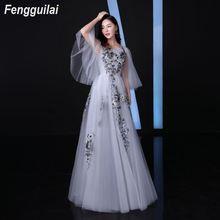 FENGGUILAI 2019 Women Sexy Bodycon Off Shoulder Bandage Dresses Female Ruffles Backless Elegant Club Dress Vestido