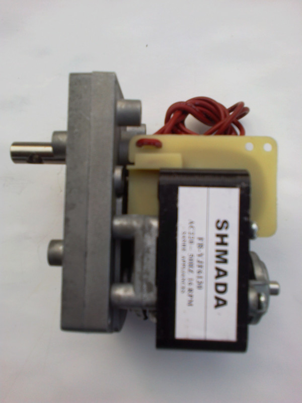 Online buy wholesale shaded pole motor from china shaded for Shaded pole gear motor