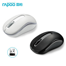 Rapoo M10 2.4Ghz Mini USB Optical Wireless Mouse For Desktop Laptop Computer Mice Free shipping Genuine Original