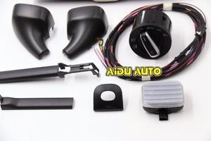 Image 2 - Auto przełącznik reflektorów światło deszczowe wycieraczki przeciwodblaskowe przeciwodblaskowe przyciemnianie lusterko wsteczne dla VW Tiguan Jetta MK5 Golf 6 MK6