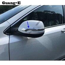 High quality For Honda CRV CR V 2017 2018 car ABS chrome rear view Rearview Side