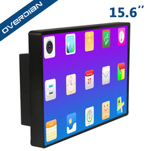 overdian 15.6inchLCD 16:9 Android System Built in WiFi Capacitive Touch Screen