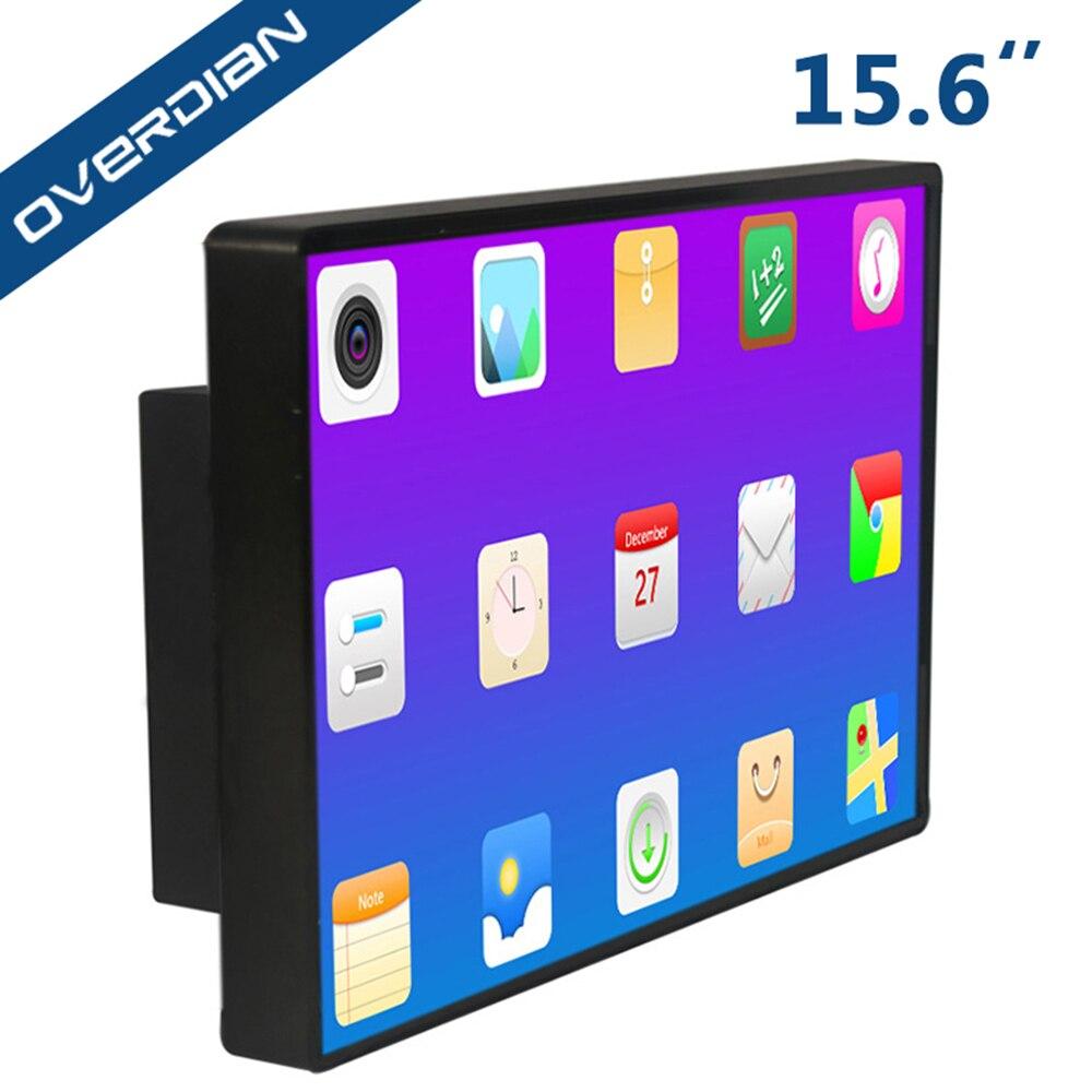 15.6 inchLCD écran 16:9 ordinateur industriel système Android intégré WiFi écran tactile capacitif ordinateur industriel tablette PC