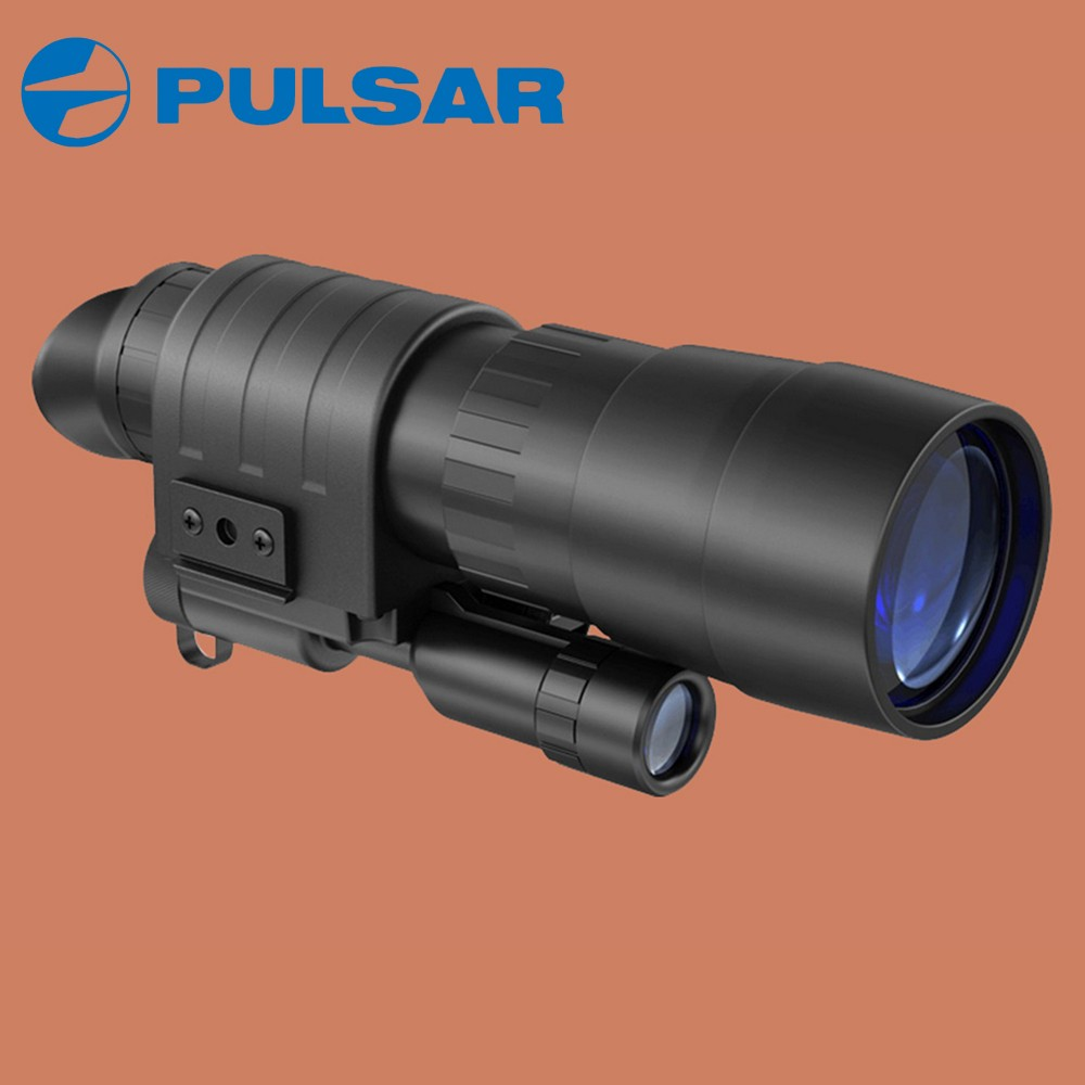Hunting Optics Night Visions Pulsar Challenger GS Monoculars Nightvision Scope 2.7x50 #74096 send DHL Free shipping 4