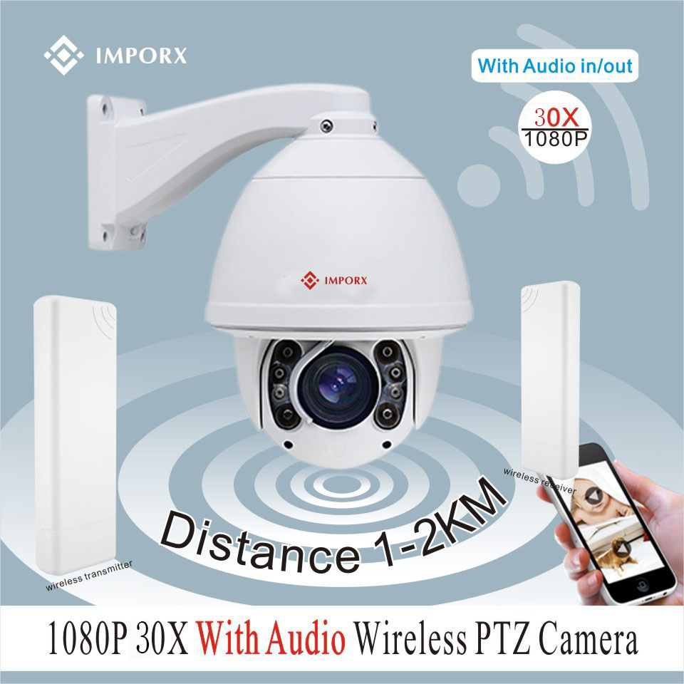 Auto Motion Tracking Outdoor Hd Hikvision Wifi Wireless