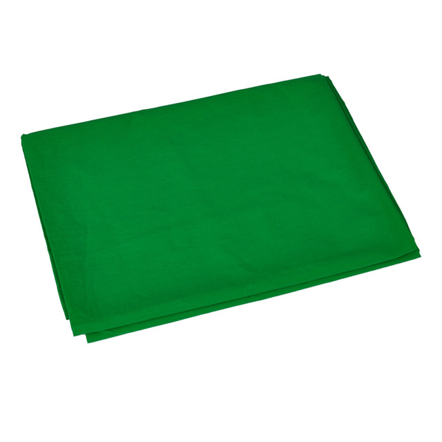 Neewer Photo Studio 100% Pure Muslin Collapsible Backdrop Background for Photography/Video/Televison 3 x 6M/ 9.8 x19.7ft (GREEN)