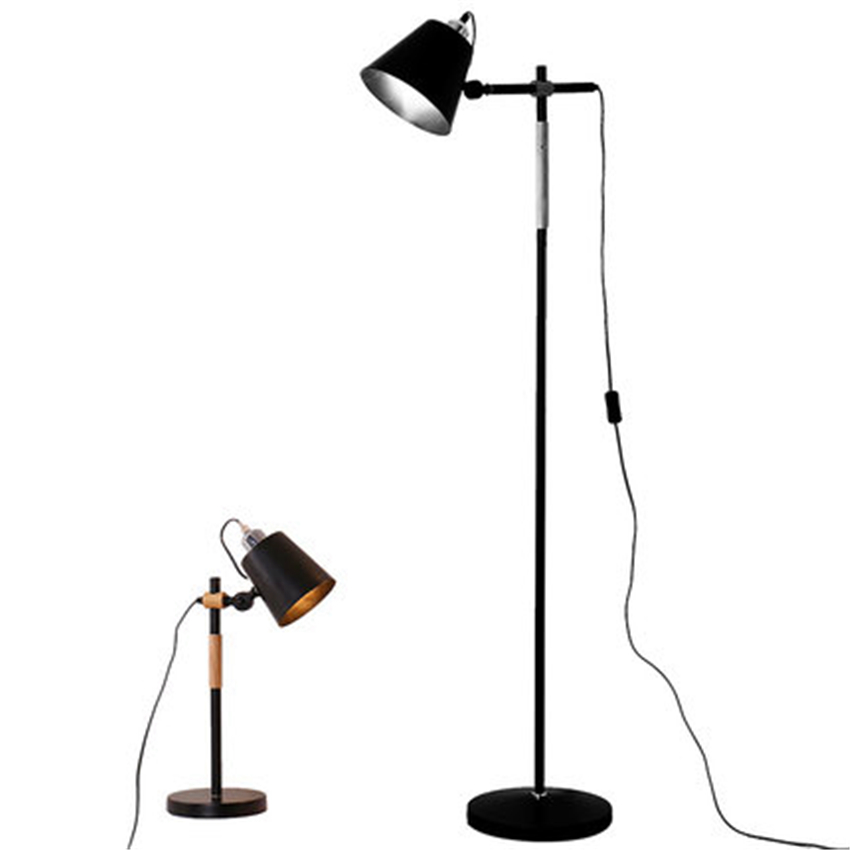 Modern Light Led E27 Iron Art Deco Floor Lamps Bedroom Bedside Lighting Fixture Living Room Study Learning Floor Light Luminaire toolery led floor light american modern standing light living room floor hotel lighting bedside floor lamp e27 led bulb by dhl