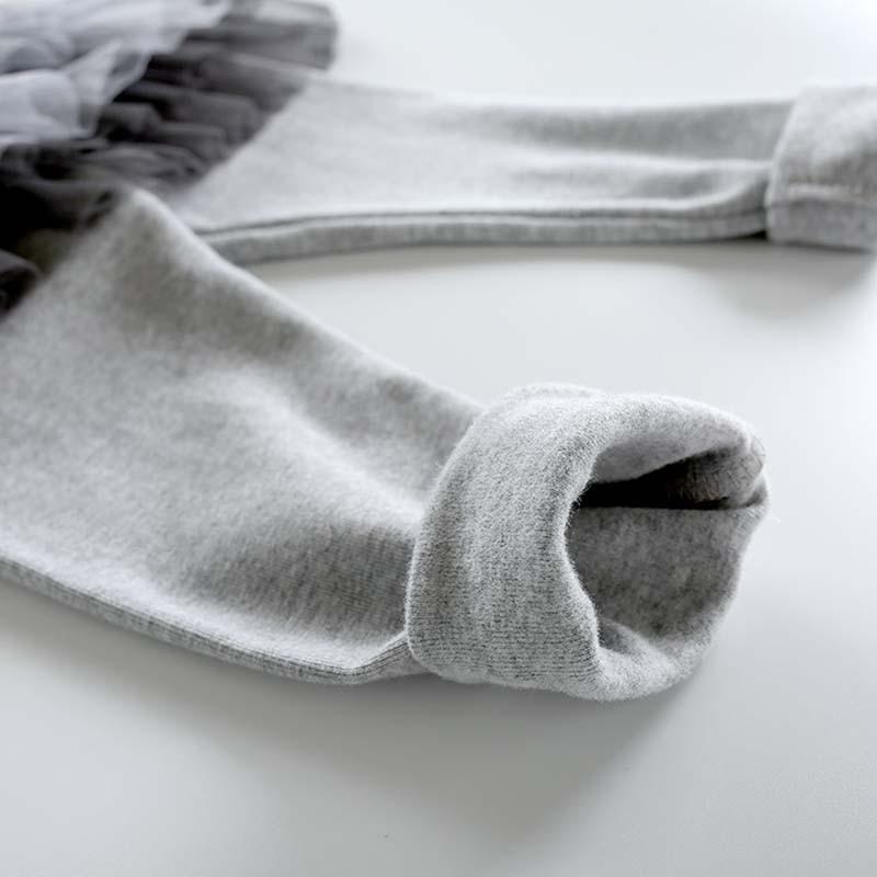 Baby Girls Pants Cotton Leggings With TUTU Skirts Girls Trousers Kids Leggings Clothes Skirt-Leggings6