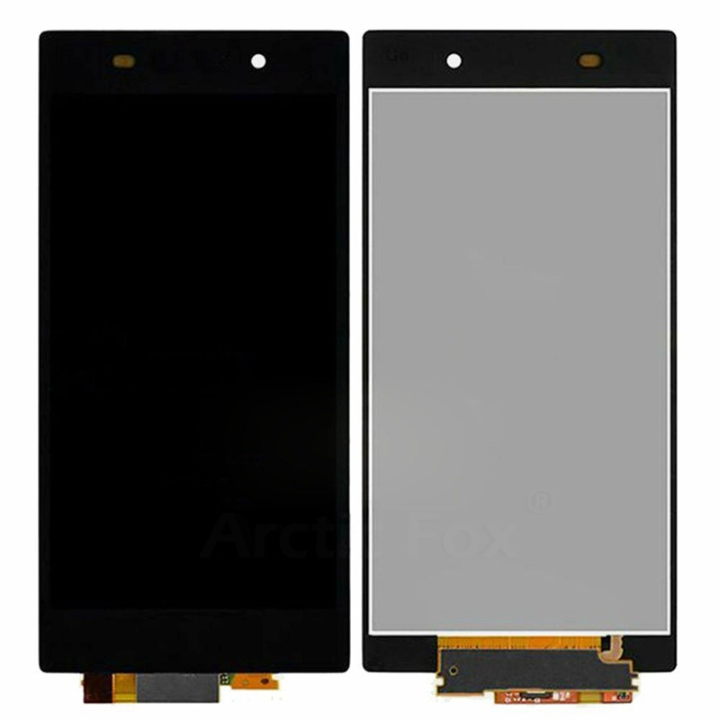 ФОТО 100% No Dead Pixel For Sony Xperia Z1 L39H L39 C6902 C6903 C6906 LCD Display with Touch Screen Digitizer Assembly
