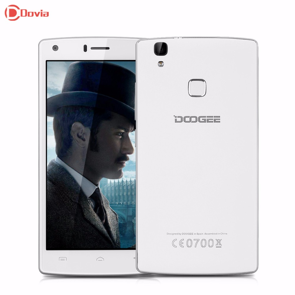 DOOGEE X5 MAX Pro Android 6 0 4000mAh Android 6 0 Fingerprint Phone MTK6737 Quad Core