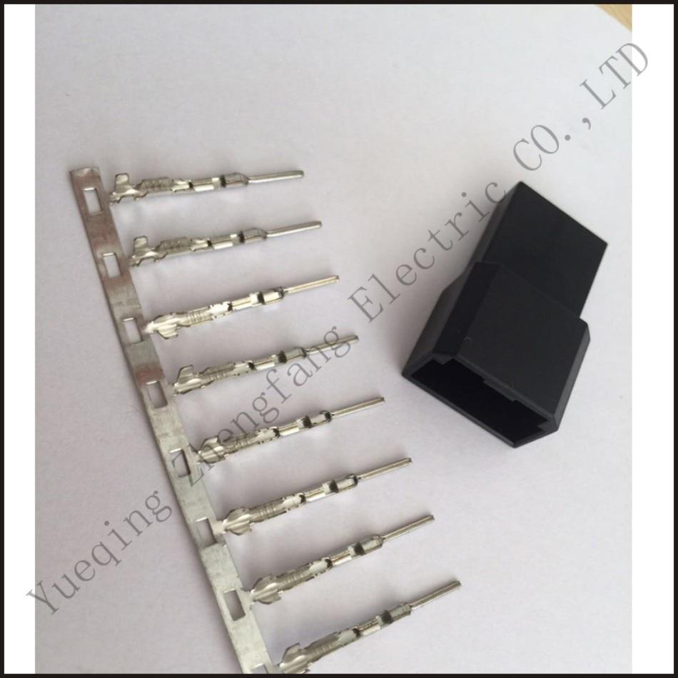 Yazaki Dj7031f 35 21 Amp Car Wire Connector 3p Female Cable Fuse Box Terminal Pin Tshd06 06p 11 Male Terminals 6