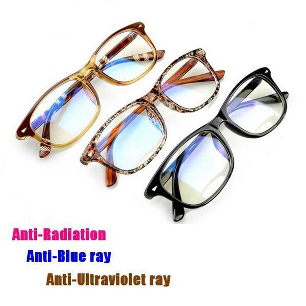 2016 computer glass frame for men and women spectacle frame blue lens eyeglasses anti uv anti. Black Bedroom Furniture Sets. Home Design Ideas