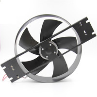 Axial AC fan 380V 250FZY7 D 100W 0.25A Cooling Fan Cabinet Blower