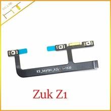 10pcs New & Original Power Volume Button Flex Cable For Lenovo ZUK Z1 Mobile
