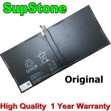 Supstone 6000 MAh Mới LIS2206ERPC Originl Pin Cho Sony Xperia Máy Tính Bảng Z2 Pin SGP511 SGP512 SGP521 SGP541 SGP551 3.8V