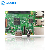 Raspberry Pi 3 Model B BCM2837 1 2G Raspberry Pi 3 With WIFI And Bluetooth Rasp