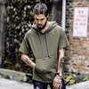 Thin Summer Youth Hooded Pullover 1