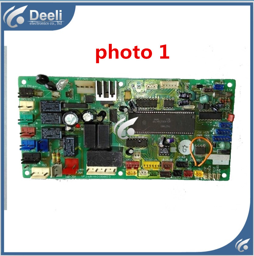 95% new used Original for air conditioning Computer board CR-X253GH-D5M 1FJ4B1B006800-1 circuit board air conditioning parts computer board 30294206 dashboard z421503 used disassemble
