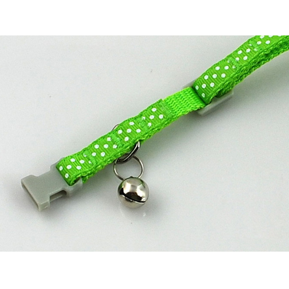 Small Pet Collar with bell