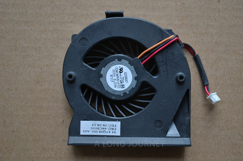 New laptop CPU COOLING FAN For IBM thinkpad X200 X200i UDQFWPH51FFD