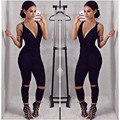 Sexy Women Ladies Summer Clubwear Playsuit Party Jumpsuit Romper Long Trousers