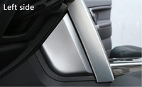 ABS Chrome Center Console Side Decoration Panel Cover Trim For Land Rover Discovery Sport 2015 2017 Car styling 3D Stickers