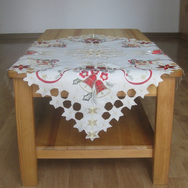 Buy new 85 85cm christmas embroidery for 85 table overlay