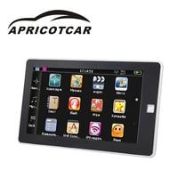 APRICOTCAR Car GPS Navigator 7 Inch Button External Portable Navigation Explosion Hot Sell HD Radio Automotive