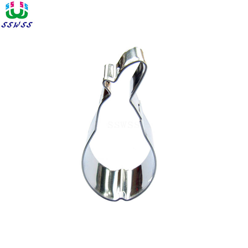 Plant Shape Series DIY Baking Mold Stainless steel Snow Pear Is A Good Tool For Cake Decorating And Cutting Fruits,Hot selling