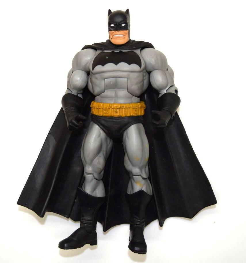 "DC Universe באטמן ללא הגבלה כהה אביר חוזר 6 ""Loose פעולה איורaction figuredc universedark knight -"