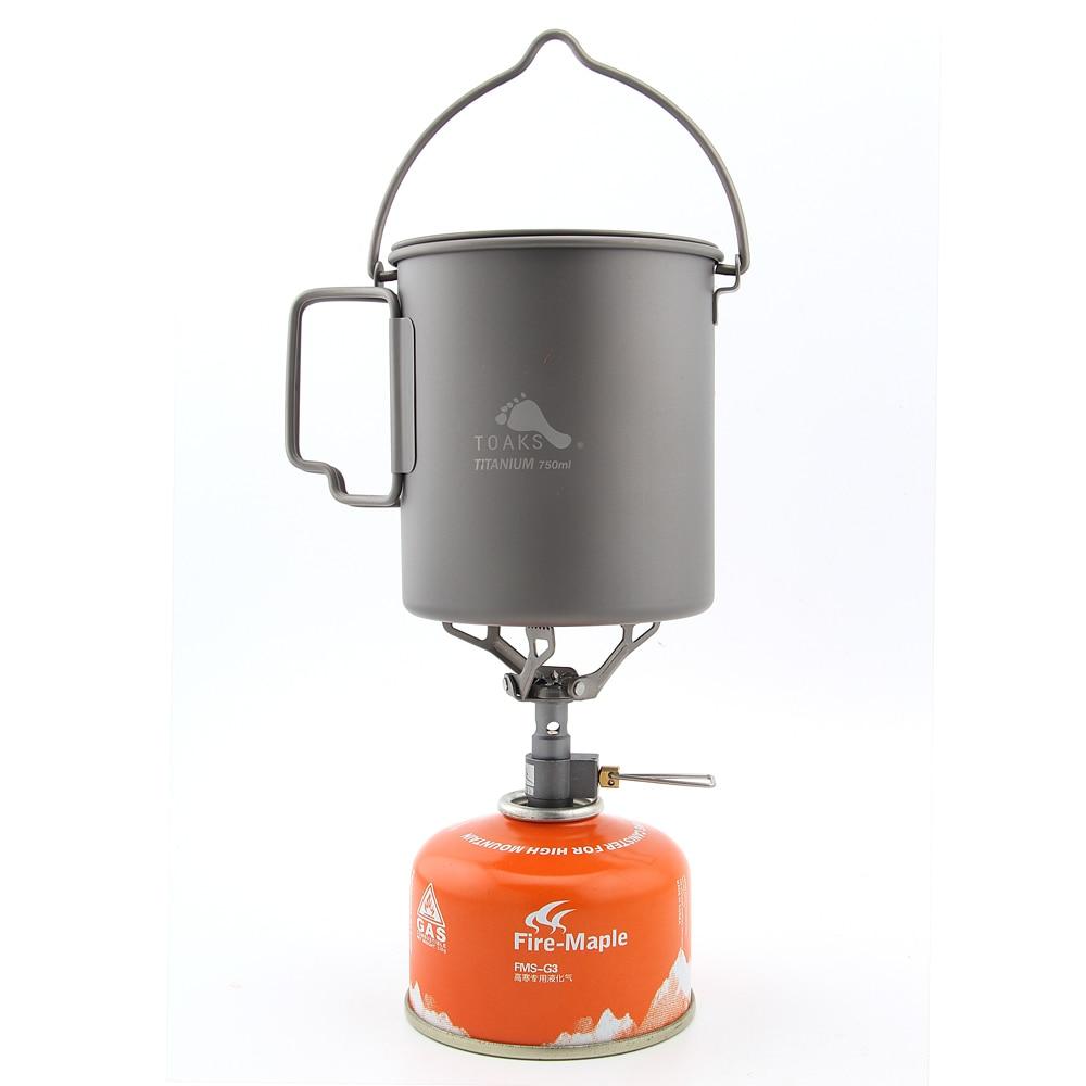 TOAKS  Titanium 750ml Pot And BRS-3000T Miniature Portable Gas Stove Combo Set перелетные птицы