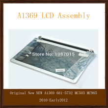"""Original New NEW A1369 661-5732 LCD Screen Display Assembly For Macbook Air 13"""" MC503 MC965 2010-Early2012"""
