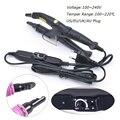 Cheratina Bonding Extension Heat Fusion Tool 25W Bonding Hair Styles US Plug Fusion Hair Extension Hair Extension Iron