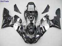 Injection Molding ABS Motorcycle Fairing Kit For Yamaha YZF R1 1998 1999 YZF R1 YZF1000 R1 98 99 R19804