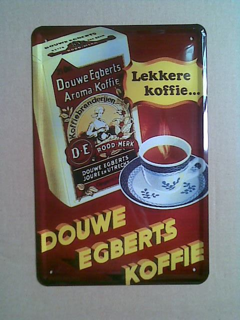 Bright Metal TIN Sign COFFEE Shop Wall Decoration Retro Metal Poster Art
