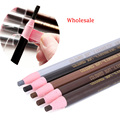 30Pcs / Set Waterproof Paint Eyebrow Pencil Kit Makeup Eye Liner Brow Pencil Pen Long Lasting Eyebrow Enhancer Women Makeup Tool